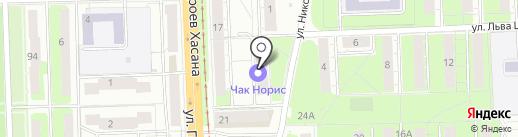 As-Marketing на карте Перми