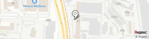 Avantis Motors на карте Перми
