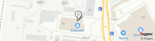 СантехБомба на карте Перми
