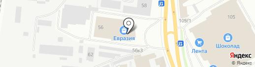 Coffee shop на карте Перми