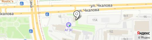 АвтоДоки на карте Перми