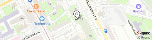Like мастерская на карте Перми