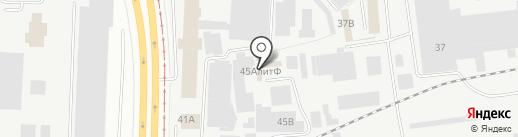 ПермьСтанкоСервис на карте Перми