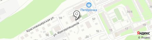 Гурман на карте Перми