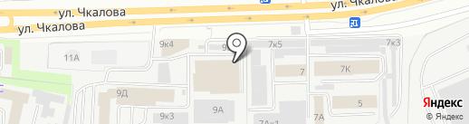 NailKolibri на карте Перми