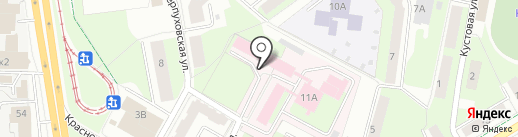 Астрамед-МС на карте Перми