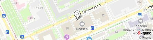 FULL HOUSE на карте Перми