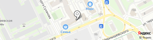 Vertera organic на карте Перми