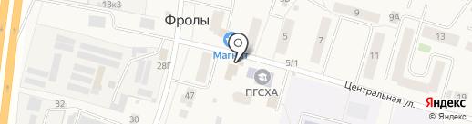 Магазин аксессуаров на карте Фролов