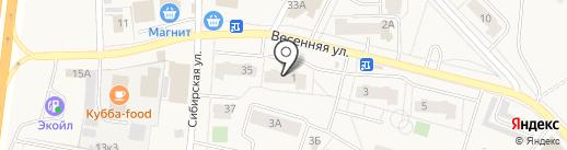 Колибри на карте Фролов