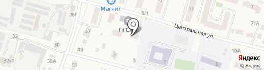 Почтовое отделение с. Фролы на карте Фролов