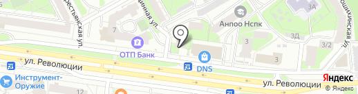 Классный колбасный на карте Перми