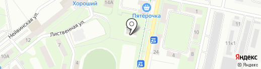 Scream Dance на карте Перми