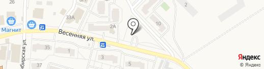 Первый Автоэвакуатор на карте Фролов