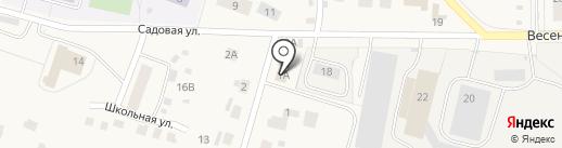 Супермаркет на карте Фролов