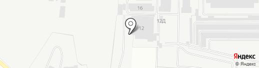 ЭНЕРГОТЕХХОЛДИНГ на карте Перми