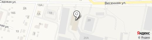 Склад-магазин сантехники и электроинструмента на карте Фролов