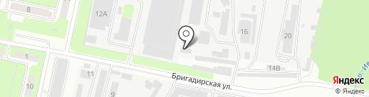 Ame.mebel на карте Перми