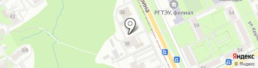 ПЕЧАТИ ЭКСПРЕСС на карте Перми