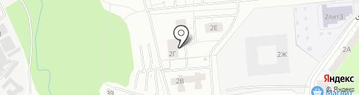 КамаТракАвто на карте Перми
