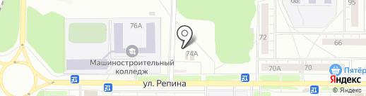 Восточная кухня на карте Перми