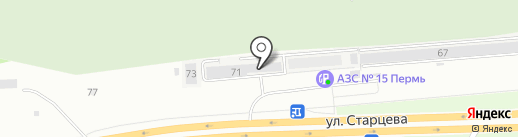 Композит-про на карте Перми