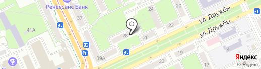 DK company на карте Перми