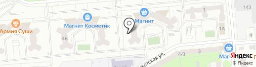 Star на карте Перми