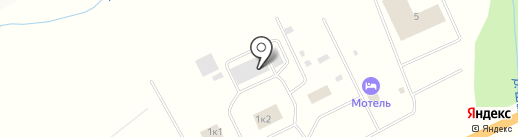 АвтоЛидер на карте Уфы