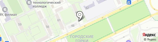 7nice.ru на карте Перми