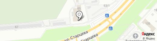 Авто Стиль на карте Перми