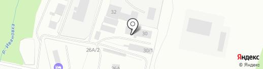 РЕСУРС на карте Перми