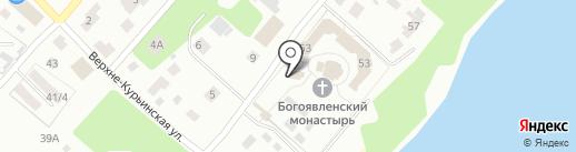 Церковь иконы Божией Матери Скоропослушница на карте Перми
