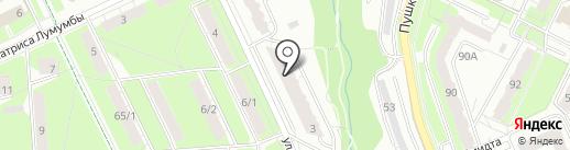 Детективное агентство на карте Перми