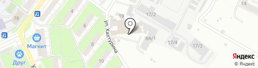 КрепышЪ на карте Перми