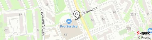 НПП Полихим на карте Перми