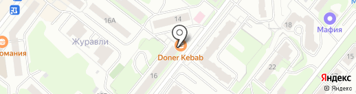Doner Kebab на карте Перми
