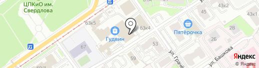 Магнат на карте Перми