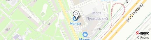Market Mentor на карте Перми