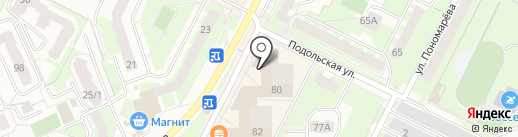 Фокус-Про на карте Перми