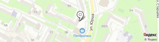 Автомобильная служба спасения на карте Перми