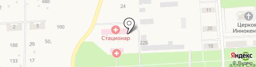 Россгосстрах, ПАО на карте Звездного