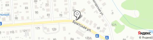 ОНТРАНС-ПМ на карте Перми