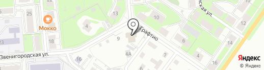 Гайва Пермь на карте Перми
