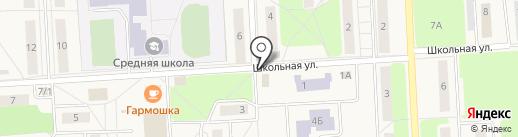 Магазин на карте Звездного