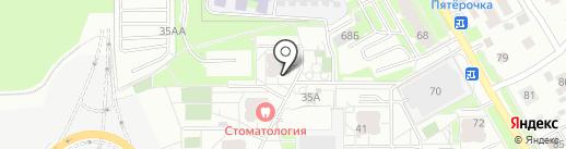 Уинская, 35, ТСЖ на карте Перми