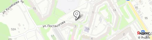СТУПЕНИ В СКАЗКУ на карте Перми
