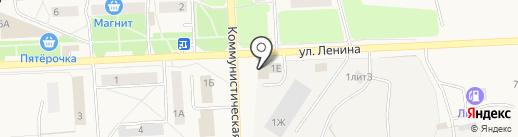 АвтоТехЦентр на карте Звездного