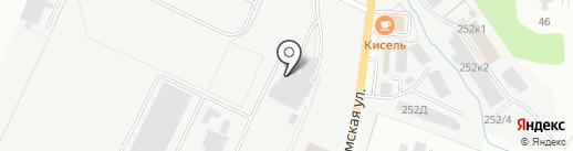 Пермский Завод Специальной Продукции на карте Перми