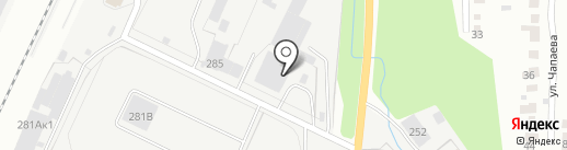 Кудесник на карте Перми